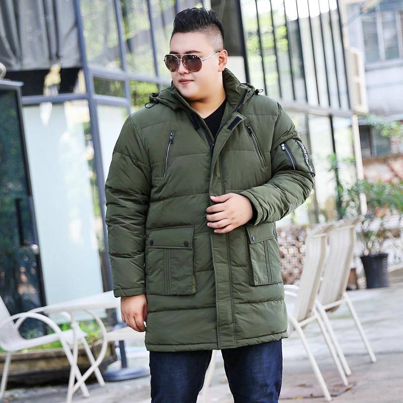 Diligent New Arrival Male Winter Thick Warm Fashion Super Large Jacket Obese Down Men's Plus Size Xl-6xl 7xl 8xl 9xl 10xl 11xl 12xl 13xl 2019 Latest Style Online Sale 50%