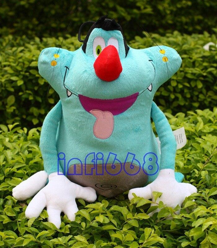 Oggy и проезд тараканов плюшевые игрушки