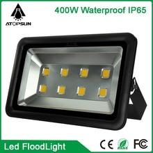 2pcs High Brightness LED Flood Light 400W Waterproof Lamp Reflector led Spotlight Outdoor Street Wall Lamps Exterior Lighting