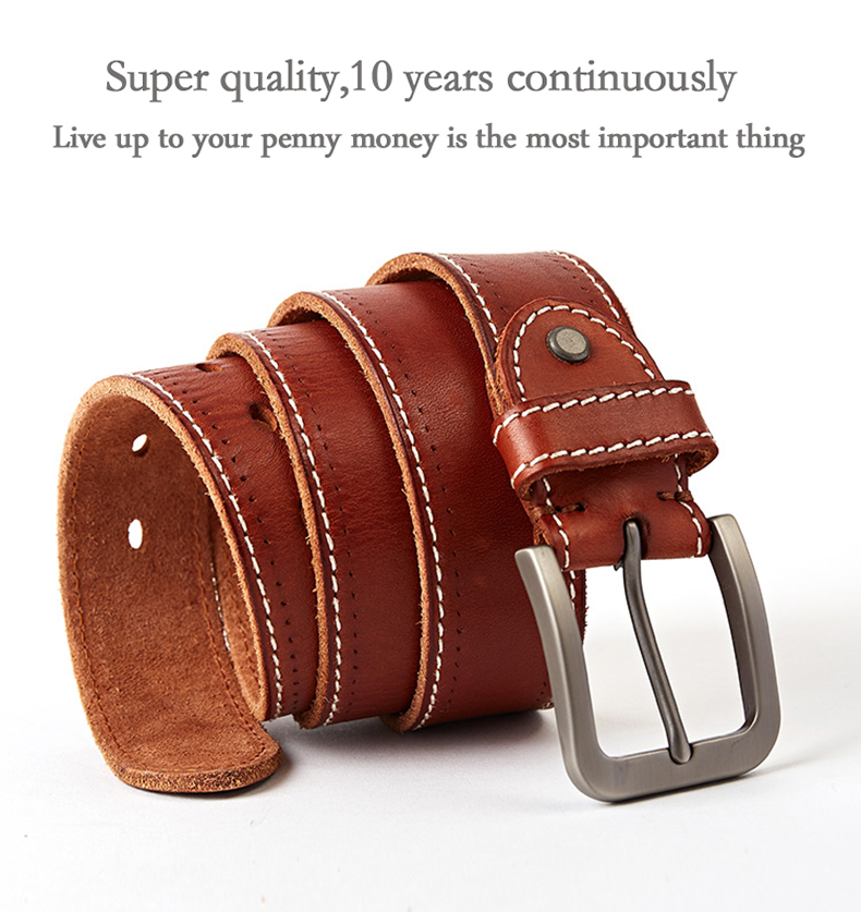 Men's Belts Square Buckle Double-deck Belt Harajuku Zipper All-match Ultra Long Canvas Belt Lovers Brief Solid Color Long Belt