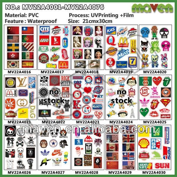 Car Stickers Thailand - Mary Rosh