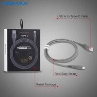 Momax Haute Vitesse USB A à Type C Rapide De Charge Câble 1.2 m Nylon Tressé Câble pour Xiaomi 4C P9 Samsung S8 USB 3.0 câbles