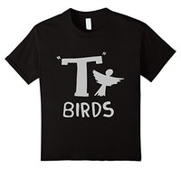 Gildan Solid Color New Embroidered Standard Men S T Shirt T Birds Grease Movie T Shirt
