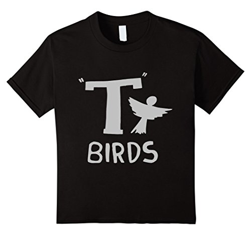 Gildan Solid Color New Embroidered Standard MenS T Shirt T Birds Grease Movie T Shirt 2018 New Arrival T Shirt