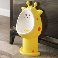 Urinal Baby Boy Infant Toddler Wall Mounted Hook Potty Toilet Training Children Stand Vertical Urinals Boys Pee Toilet for Boy