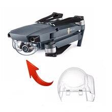 Gimbal Защитная крышка для камеры защита для DJI Mavic/Mavic Pro Gimbal фиксатор объектив с пряжкой Крышка от падения пыли воды