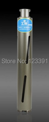 цена на Promtion sale of Laser welded 76*350*12mm diamond Drill bits core bit for air conditioner red brick dry double speed drilling