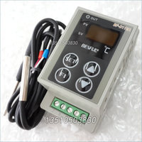 BESFUL BF D110A rail solar thermostat cooling heating single channel temperature controller