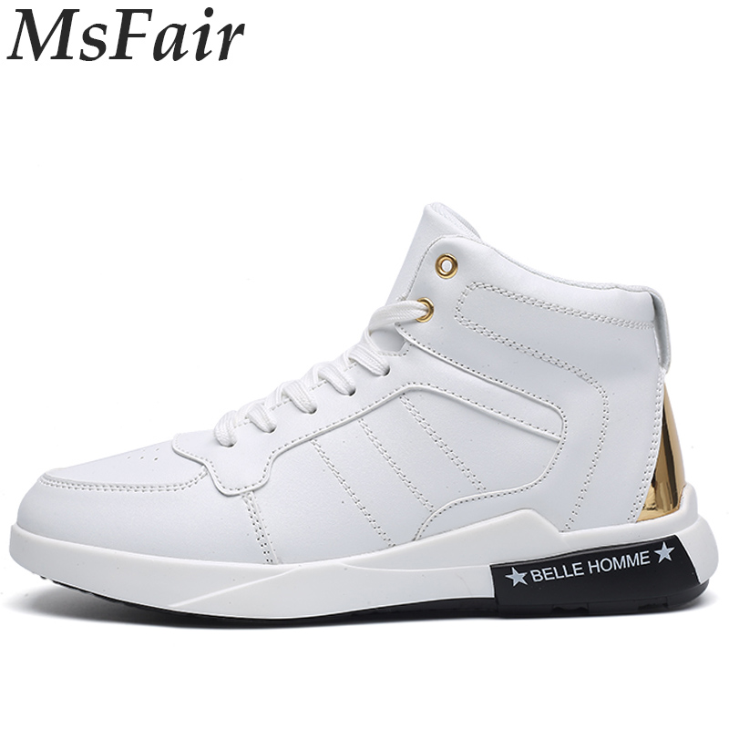 MSFAIR Men Running Shoes Outdoor Athletic Training Boots Sport Shoes For Male Jogging Man Brand Large Size Walking Mens Sneakers