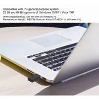 USB Audio Transmitter aptX HD CSR8675 Bluetooth 5.0 Sound Card Adapter for PC laptop Game Device Stereo Transmisor