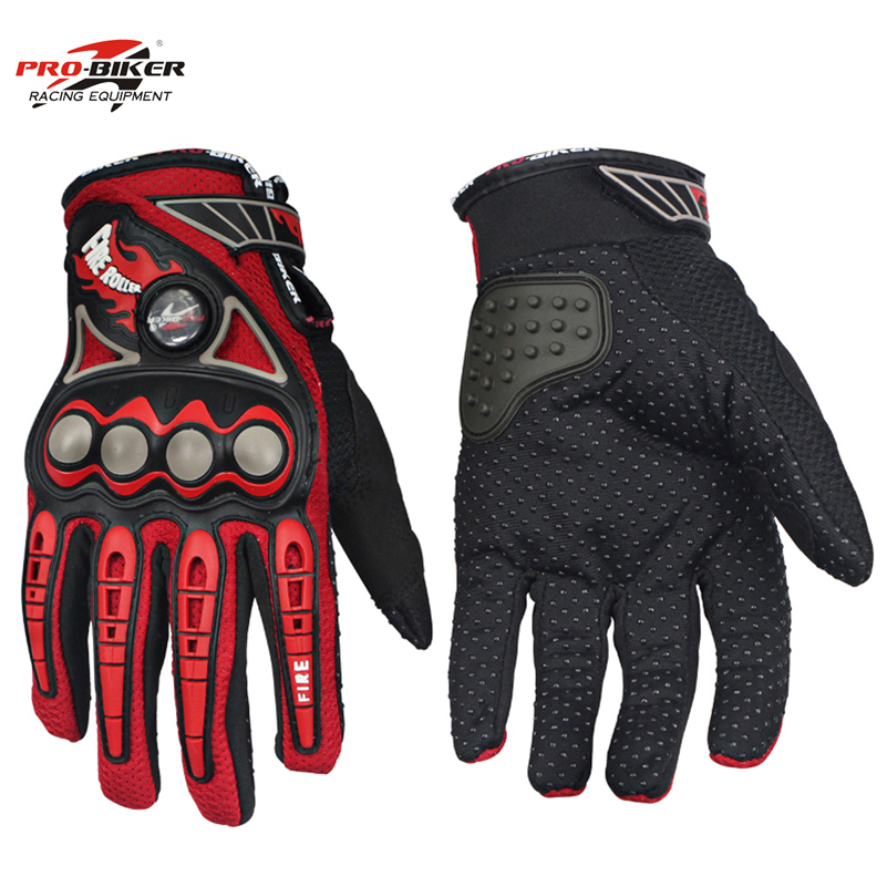 Pro biker motorhandschoenen heren crossmotorhandschoenen gants moto - Motoraccessoires en onderdelen - Foto 3