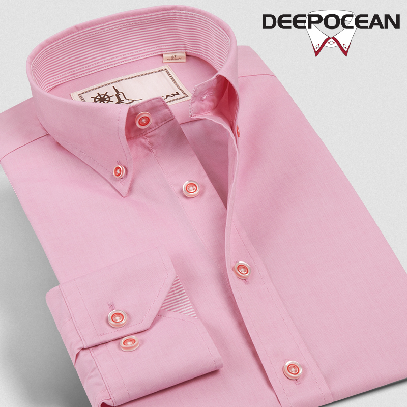 Fashion Men Business Shirt Men Shirts Men Cotton Casual Shirt Hombres camisas camisa de hombre