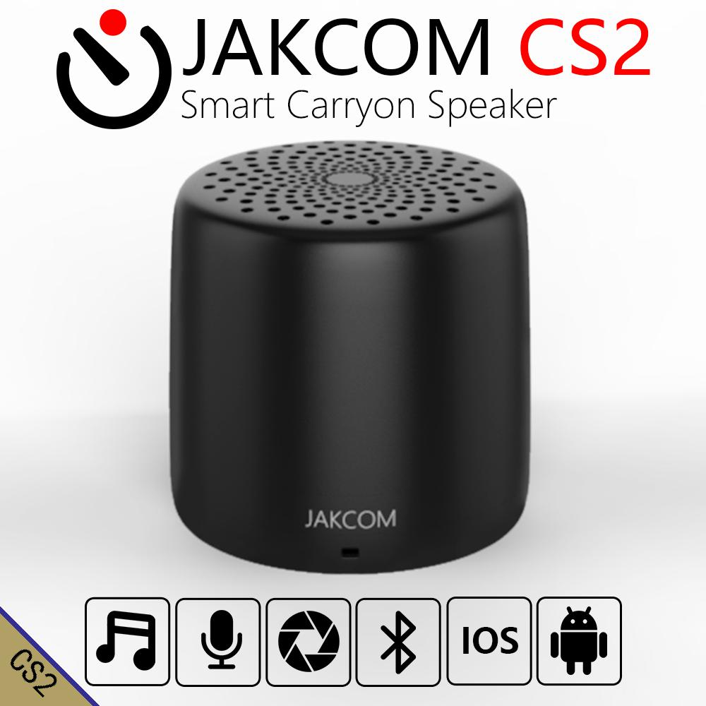 JAKCOM CS2 Smart Carryon Speaker Hot Sale in Accessory Bundles as Black Bluetooth Version 4.1 Control Selfie Speakers