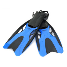 Adults Swimming Fins Silicone Adjustable scuba shoes long Submersible Professional Snorkeling Feet monofin Diving Flippers