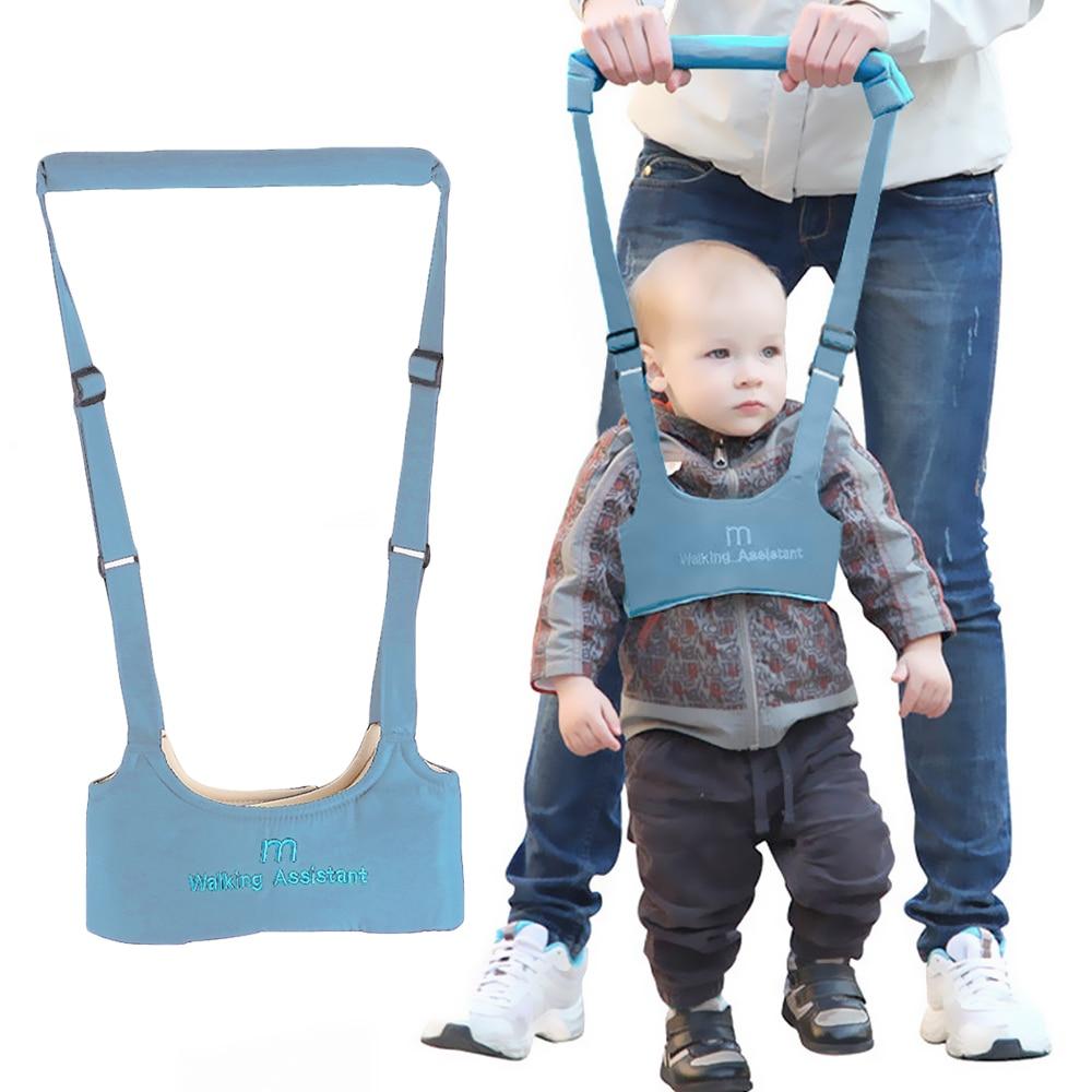Alioth Baby Walker Belt Toddler Baby Walking Assistant Learning Walk Harness Safety Belt Backpack Leash For Kids Safety Reins