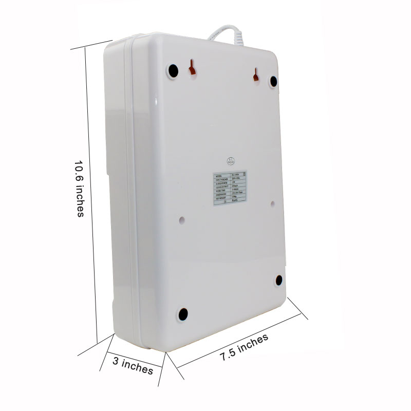 Air Purifier Room Cleaner Portable Ozone Generator Home Vegetable Fruit Purify Water Sterilization