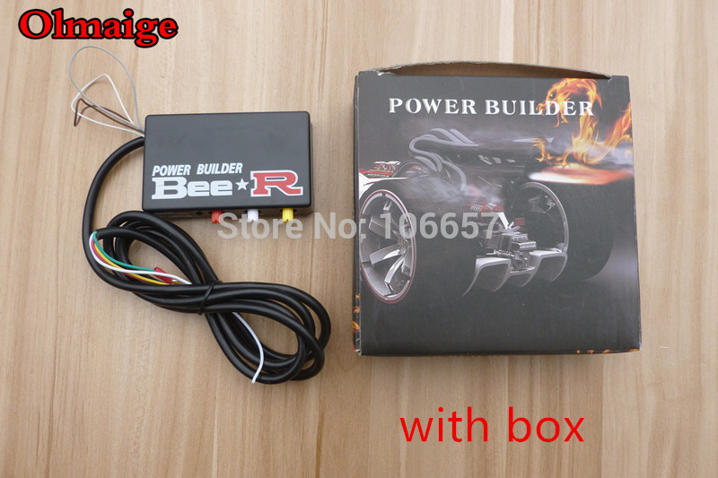 Free shipping Bee Rev Limiter racing Power Builder Flame Type B Universal Flame kits exhaust ignition Rev limiter launch control