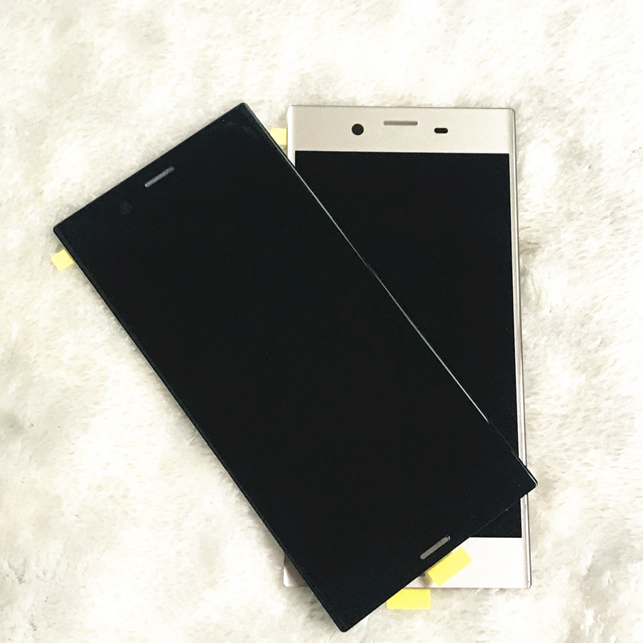 "Original 5.2"" Screen For Sony Xperia XZS G8231 G8232 Full Lcd Display With Touch Screen Digitizer Panel Assembly Complete"