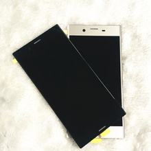 Original 5.2 Screen For Sony Xperia XZS G8231 G8232 Full Lcd Display With Touch Screen Digitizer Panel Assembly Complete 4 6 white or black for sony xperia z3 mini compact d5803 d5833 lcd display touch digitizer screen assembly sticker