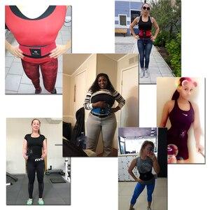 Image 2 - Fitness Belt Xtreme Power Thermo Body Shaper Waist Trainer Trimmer Corset Waist Belt Cincher Wrap Workout Shapewear Slimming