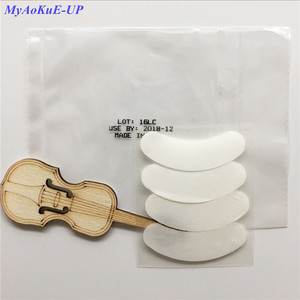 Image 4 - High Quality 40 Packs 3D Silicone Thin Eye Pads Under Lashes Patches Eyelash Extension Cosmetic Tools
