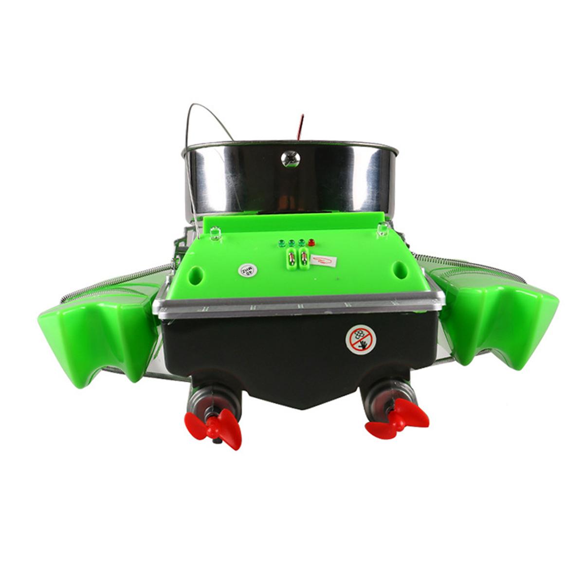 Model Speedboat Speed Control 7