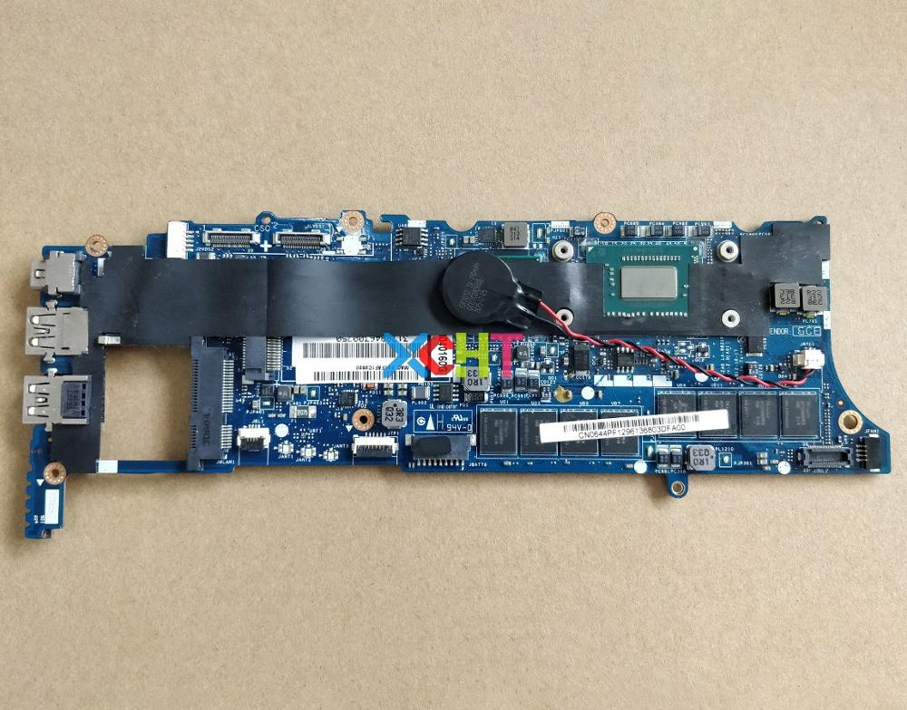 for Dell XPS 12 9Q23 CN 0644PF 0644PF 644PF QAZA0 LA 8821P i7 3537U GMA HD4000 Laptop Notebook Motherboard Mainboard Tested-in Laptop Motherboard from Computer & Office