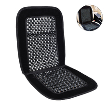 CARGOOL Wooden Beaded Car Seat Cover Universal Summer Cool Cushion Massage Pad Auto Automobiles