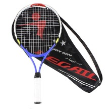 Buy LEIJIAER Tennis Racket Racquets Equipped with Bag Grip Size raquetas de tenis