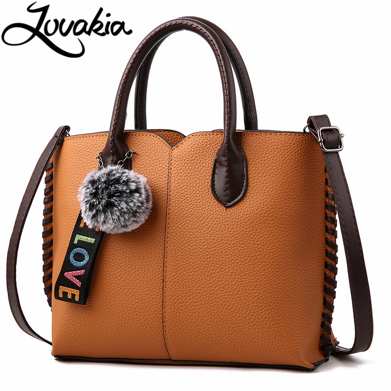 LOVAKIA leather bags handbags women famous brands big casual women bag tote spanish brand shoulder bag ladies large bolsos mujer new brand pu leather bags handbags women famous brands big women s casual tote bag spanish brand shoulder bag ladies bolso mujer