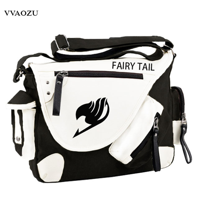 Fairy Tail Messenger Bag