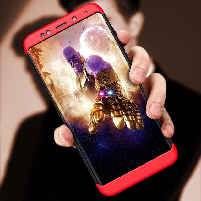 GKK case for Xiaomi Redmi Note 5 plus Mi 8 Lite 9 9t SE 7 Pro Case Full Protection Redmi 4X 6 K20 Pro Y3 7 Pocophone F1 Cover 1