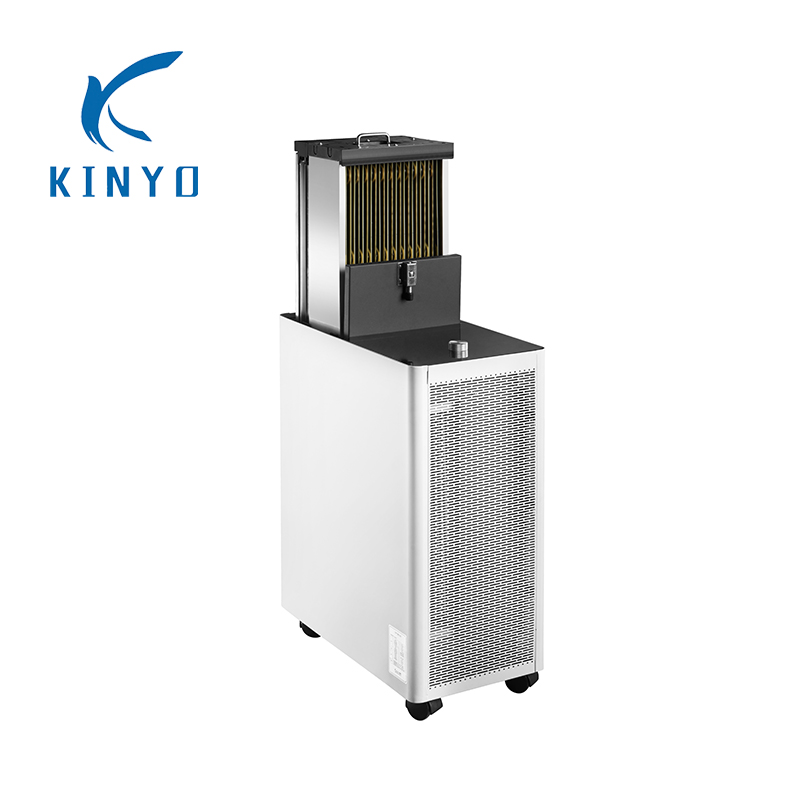 KINYO Efficient KY-APS-220 ESP Air Purifier formaldehyde Removing No consume filter fresh air quality household durable Purifier bedroom necessity air purifier stink unpleasant odor free electric arc for removing flu germs virus high efficient air cleaning