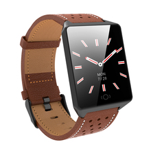 RAVI CK19 Smart Watch With Blood Pressure Heart Rate Monitor Sports Activity Fitness Tracker Smartwatch IP67 Connect Android IOS