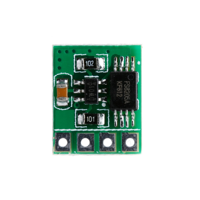 3.7V 4.2V 3A Li-ion Lithium Battery Charger Over Charge Discharge Overcurrent Protection Board for 18650 TP4056 DD05CVSA