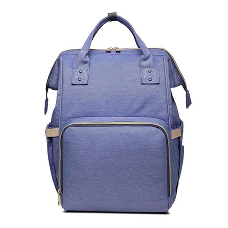 Модный подгузник для мам, брендовая Большая вместительная сумка для малышей, рюкзак для путешествий, дизайнерская сумка для ухода за ребенком