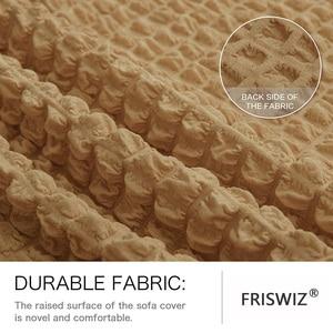 Image 5 - NEUE Elastische Sofa Abdeckung 3D Plaid Schutzhülle Universal Möbel Abdeckungen mit Elegante Rock für Wohnzimmer Sessel Couch Sofa