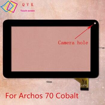 Pantalla táctil de 7 pulgadas para Archos 70 70b 70c cobalto capacitivo panel de pantalla táctil reparación piezas de repuesto