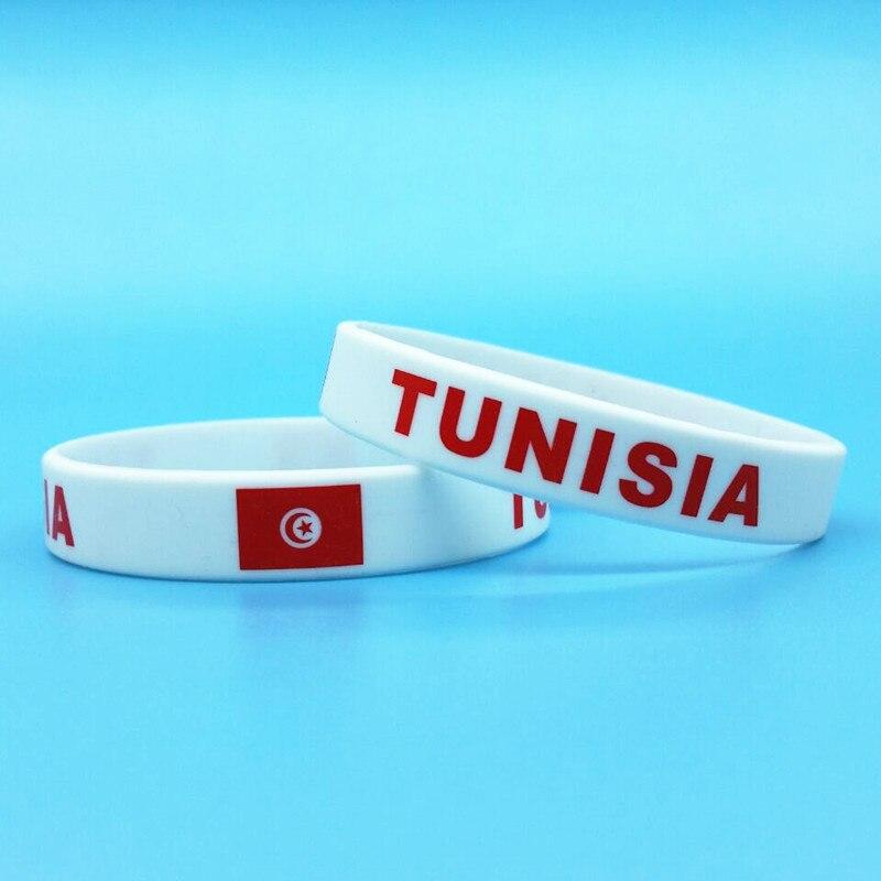 2pcs Tunisia Flag ID...
