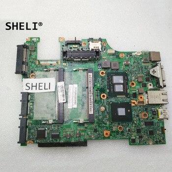 SHELI для Lenovo X201i материнская плата с I5-520M cpu FRU: 63Y2062