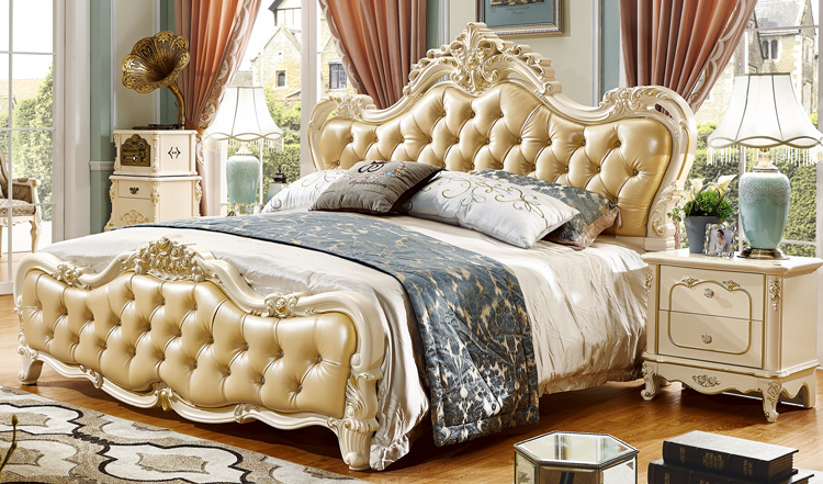 US $1299.0 |luxury best bed designs 2018 cheap price bed latest bedroom  furniture 908-in Bedroom Sets from Furniture on Aliexpress.com | Alibaba  Group