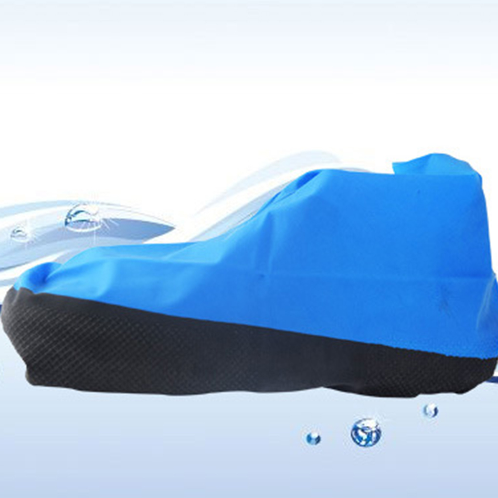 Latex Waterproof Rain Shoe Covers Of Sneakers Tube Covers Unisex Thickened Disposable Boot Protector Shoes For Outdoor