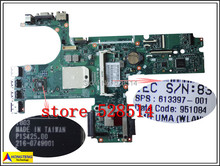 original For HP 6455B 6555B Laptop Motherboard 613397-001 100% Test ok
