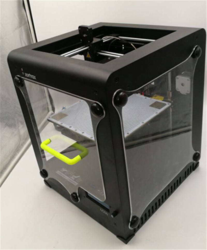 A Funssor 1 set Zortrax M200 pannel kit Zortrax M200 3D Printer Enclosure (side-panels) 3mm acrylic funssor 1set diy replicator 3mm acrylic hood cover enclosure kit for replicator 3d printer clones