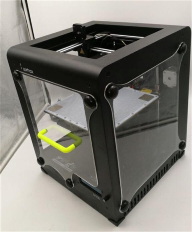 все цены на Funssor 1 set Zortrax M200 pannel kit Zortrax M200 3D Printer Enclosure (side-panels) 3mm acrylic