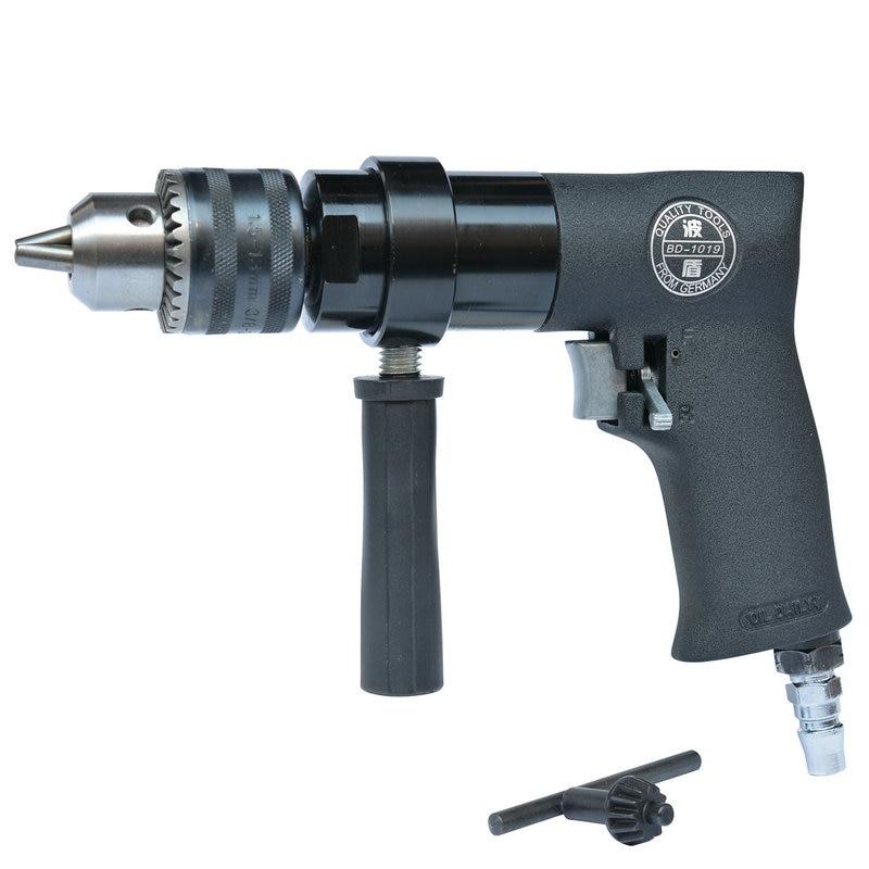 цена на 13mm Pneumatic Drill With Reversible Drill 1/2 Pneumatic Drill Gun Type Drill Bd-1019