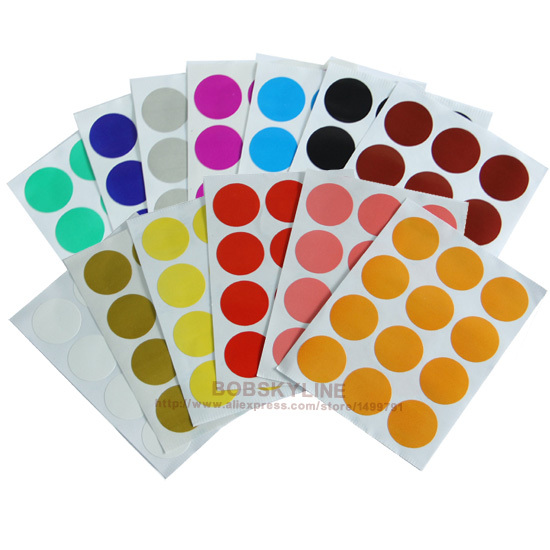 Online Get Cheap Colored Round Labels -Aliexpress.com   Alibaba Group