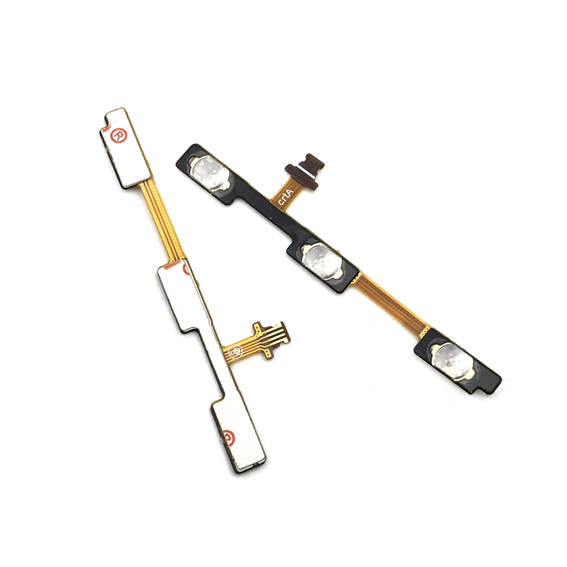 Original New For ZTE Blade A6/A6 Lite A0620 A0622 ON And OFF Switch Button Flex Cable Replacement Part High Quality