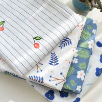 100x235cm/piece 100% cotton fabric, DIY Sewing Will Bedding Quilt Comfortable Japanese Style Sheet Bedding Fabric