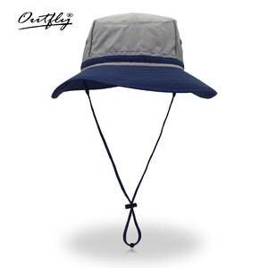 75a8e4d150253 outfly Women Man Bob Summer Fisherman Bucket Hats For Caps
